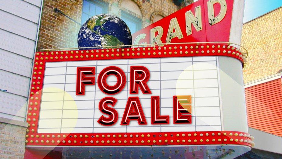 cinemas for sale